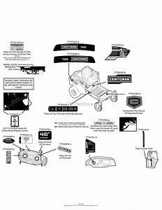 Craftsman Lt 3000 Parts Diagram