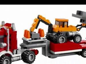 Video De Camion De Chantier : lego creator le camion de chantier jouet pour les enfants youtube ~ Medecine-chirurgie-esthetiques.com Avis de Voitures
