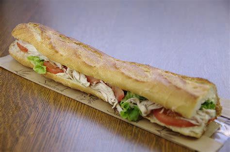 cuisine en u baguette crudites poulet boulangeriepatisseriecohier com
