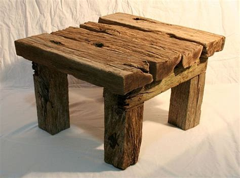 driftwood coffeetable muebles