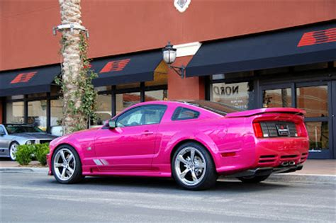 pimped cars   mustang isnt  girls