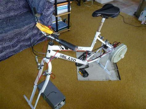Pedal Powered Bike Generator Building Guide