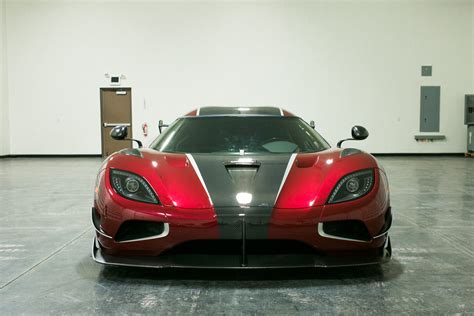 Koenigsegg Agera Rs Top Speed by Koenigsegg Agera Rs Sets Five New World Records Including