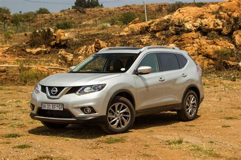 Nissan prides itself on tech, so naturally there's much of it on offer. Nissan X-Trail (2014) Review - Cars.co.za