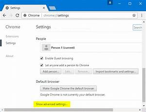2 Ways to Reset Chrome to Default Settings without ...
