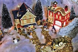 Longview Christmas Light Display Christmas Village Expands With Creativity Time And Tlc