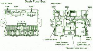 Honda  U2013 Circuit Wiring Diagrams