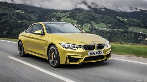 Bmw M4 Coupe Hd Picture by 2015 Bmw M4 Coupe Uk Version Front Hd Wallpaper 8