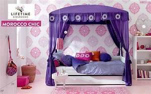 Chambre Fille 4 Ans : deco pour chambre fille 11 ans ~ Teatrodelosmanantiales.com Idées de Décoration