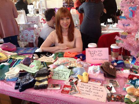 craft shows me etsy uk seller story me and my nan etsy uk 4054