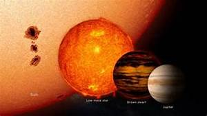 NASA-funded project helps discover a new brown dwarf star