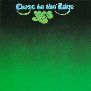 Yes - Close to the edge | Viva Vinyl Viva Vinyl