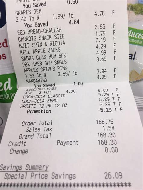 publix receipt yelp