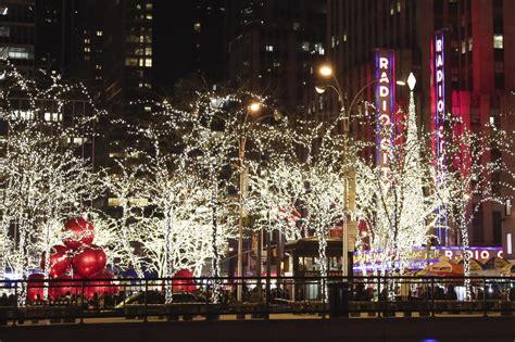 christmas new york notes