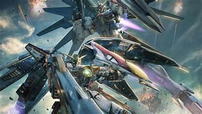 Gundam 4k Versus Wallpapers Hz Games Backgrounds