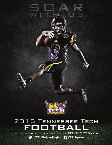 tennessee tech football  digital guide  tennessee