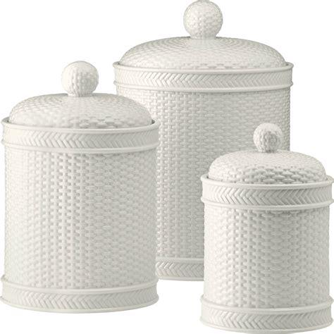 martha stewart kitchen collection martha stewart collection whiteware basketweave 3 pc
