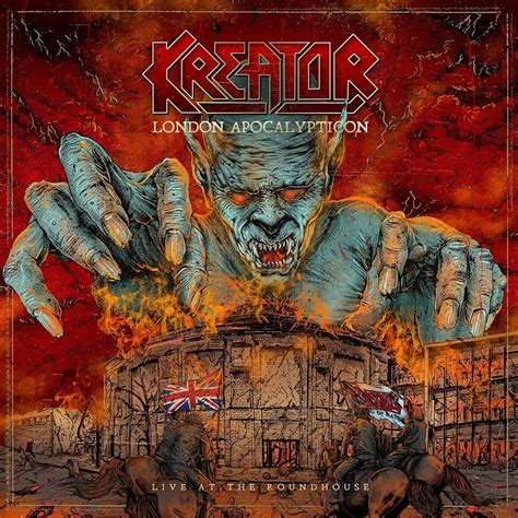ALBUM REVIEW: Kreator – London Apocalypticon – Live At The ...
