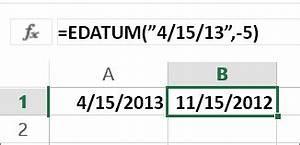 Addera dagar till datum excel