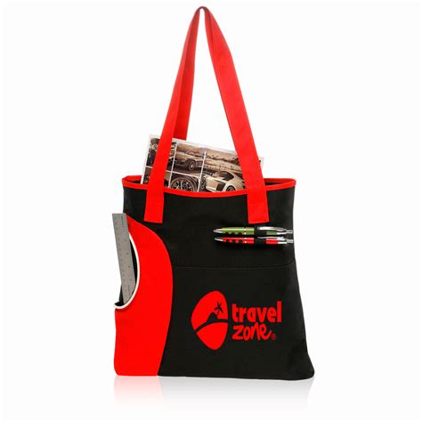 wholesale bulk cheap monogrammed polyester tote bags