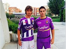 Real Valladolid 1516 Kits Released Footy Headlines