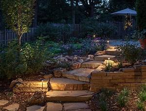 walkway and path omaha ne photo gallery landscaping With outdoor lighting for stone steps