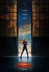 Captain Marvel (Movie, 2019) Trailer, Release Date, Cast ...