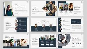 Ailie Free Powerpoint Template