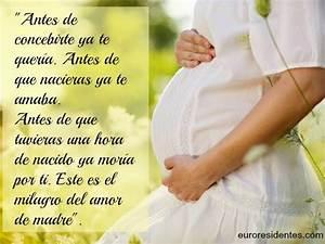 Frases para Madres Embarazadas Frases y citas célebres