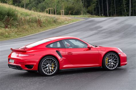 2014 Porsche 911 Turbo First Drive
