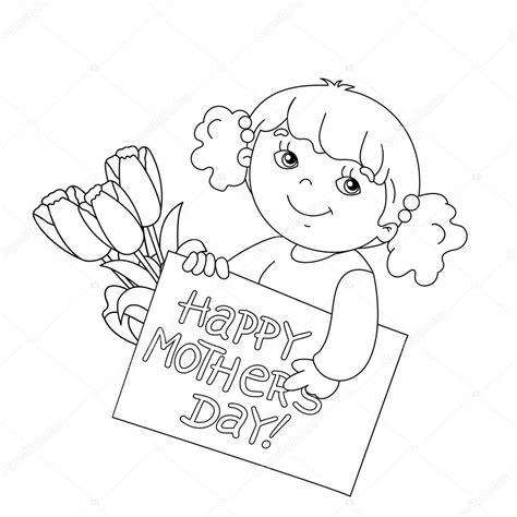 disegni per la mamma belli disegni da colorare per festa della mamma fiore