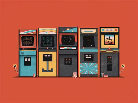 arcade wallpaper  desktop page    wallpaperwiki