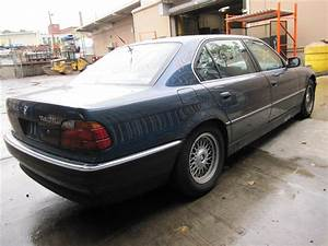 Parting Out 1995 Bmw 740il - Stock  100642