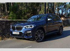 Fahrbericht BMW X3 M40i G01 Aufstieg dank Liebe zum Detail