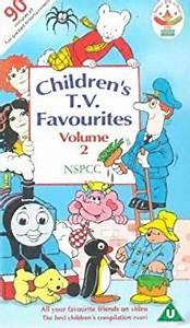 > Children's T.V. Favourites Volume 2 NSPCC [VHS]   DVDs ...