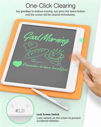 Tablet Dg Digoo Lcd Writing Blackboard Inch