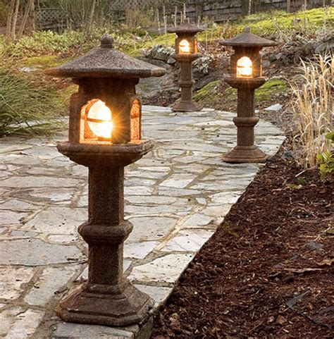 image gallery japanese lantern solar lights