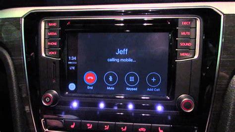16 Passat Apple Car Play  Vw Manhattan  Scott Youtube