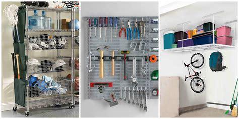 Garage Organization How To by 24 Garage Organization Ideas Storage Solutions And Tips