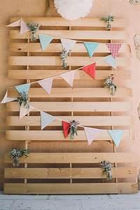 Decor Photobooth Mariage : best 25 pallet backdrop ideas on pinterest rustic backdrop rustic party decorations and ~ Melissatoandfro.com Idées de Décoration