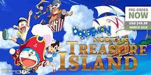 Cross the Caribbean Sea in Doraemon: Nobita's Treasure ...