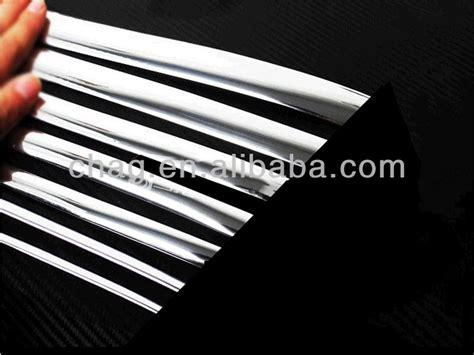 self adhesive cabinet edging tape pvc chrome molding trim strip edge strip for car body