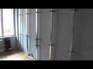 Akustická izolace příček