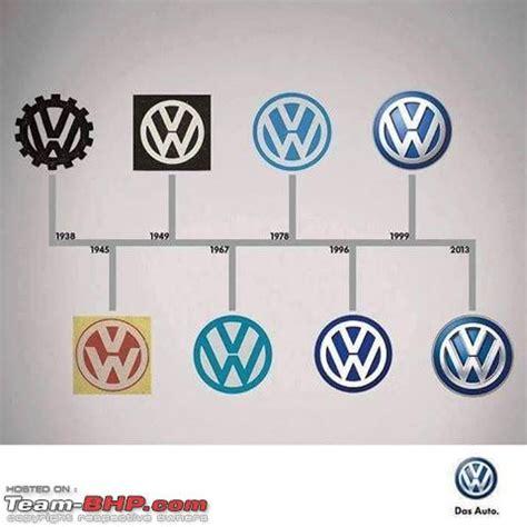 volkswagen     logo   team bhp