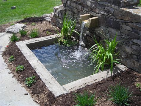 water features modern patio dc metro by poole s