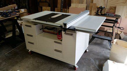 craftsman  table  upgrade cabinet tablesaw