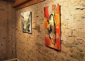 Abstrakte Bilder Acryl : abstrakte bilder in acryl ausstellung vhs kurs merchweiler abstrakte kunst iris rickart ~ Whattoseeinmadrid.com Haus und Dekorationen