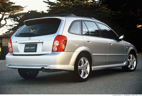 Best used cars for under $8,000 - 8 - 2003 Mazda Protege5 ...