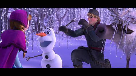 frozen  clip meet olaf  snowman youtube