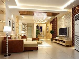 luxury pop fall ceiling design ideas for living room With kitchen cabinet trends 2018 combined with laser cut stickers